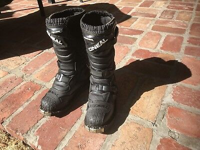 Youth Motorbike Boots