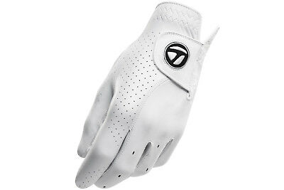 Taylormade Tour Preferred AAA Cabretta White Leather Golf Glove Right Hand Med