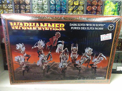 Dark Elves Witch Aelves Sisters of Slaughter AoS Warhammer Fantasy Sealed