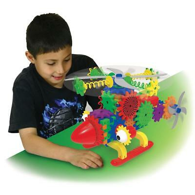 Techno Gears Bionic Bug And Crazy Copter Children Construction Toy Set 6+Yrs
