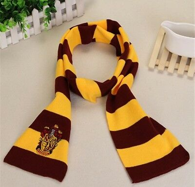 Harry Potter Scarf Gryffindor House gift cosplay