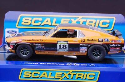 Scalextric Ford Mustang - Touring Car Masters Clipsal 500 1979 - New