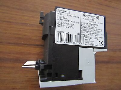 Siemens Sirius 3RB20 Range Overload Relay, 3-12A, 20A, 5.5 kW - 6211896