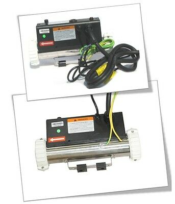 Hot Tub Heaters LX H30-R1 Flow Type Heater 3kw 220V for Chinese spa bathtub