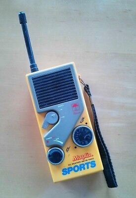 Maplin AM Plastic Sports Radio