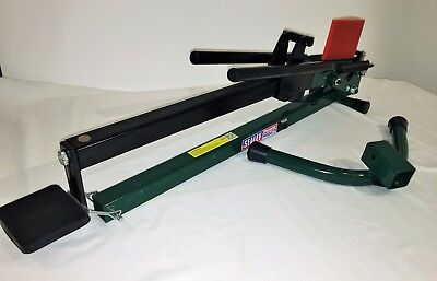 Sealey LS450H Horizontal Foot Operated Log Splitter - Great Condition - RRP £90