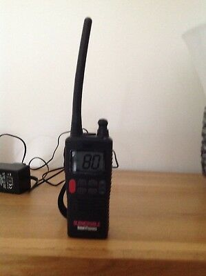 Entel 640 vhf Handheld radio