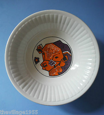 ENGLISH IRONSTONE / Beefeater Series / Soup or Cereal Bowl (D)