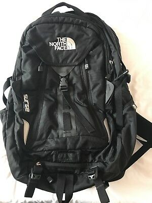 North Face Surge Rucksack, Black, Great Condition!