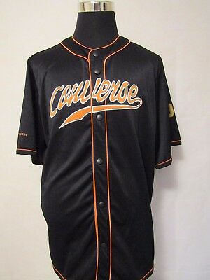 Converse One Star 2XL 2008 Embroidered Baseball Jersey