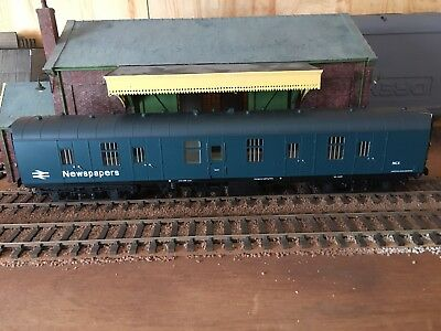 o gauge heljan Newspaper Coach