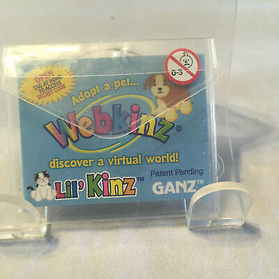WEBKINZ CODE ONLY - Sealed and Unused - No Plush - BLUE TRIGGERFISH