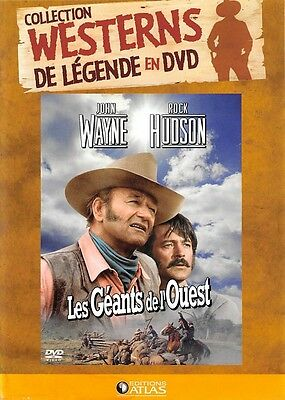 les Riesen des'West- - westerns de légende - Collection atlas