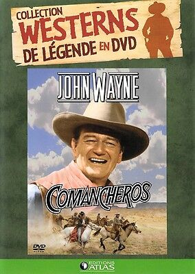 comancheros - westerns de légende - Collection atlas