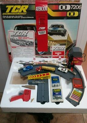 TCR 7206  MODEL-IBER No  Scalextric