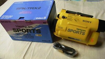Sony Handycam Sports SPK-TRX2 video 8 Sports pack