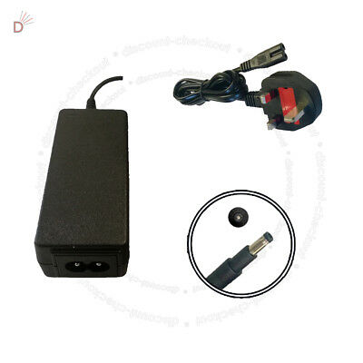 For Hp Envy 13-2157Nr Note19.5V 3.33A 65W Charger + Uk Power Cord Ukdc