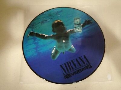 Nirvana Nevermind Lp Picture Disc