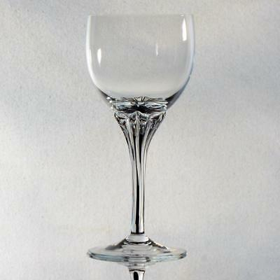 """Set Of 4  Belfor Crystal """"exquisite"""" Wine Glasses - 6 Ounce  Glasses"""
