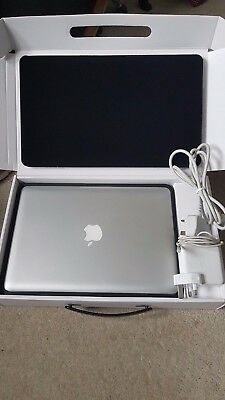 Apple MacBook Pro 13 Inch Mid 2012 2.5GHz  i5 CPU 8GB RAM 500GB HDD Dual Boot