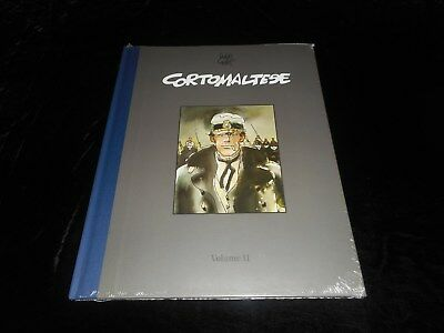 Hugo Pratt : Corto Maltese volume 11 Editions Casterman