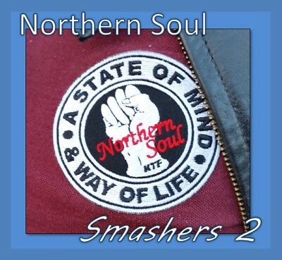 New Northern Soul Smashers 2 - Ultra Rare Cd Original Demo Fred Perry