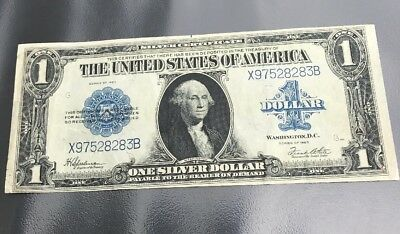 1923 silver certificate Good Condition