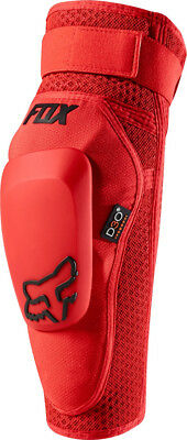 Fox Launch Pro D3O Elbow Guards Red 2018