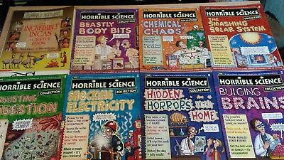 Horrible histories magazine collection 21 Magazines