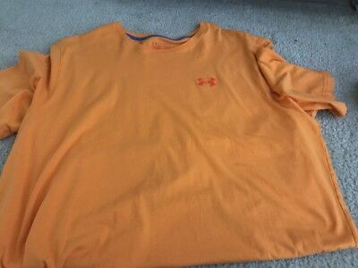 Under Armour Men's Short Sleeve T-Shirt - Size 3X-Large