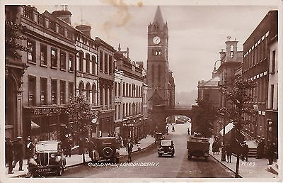 The Guildhall, LONDONDERRY, County Londonderry, Ulster RP
