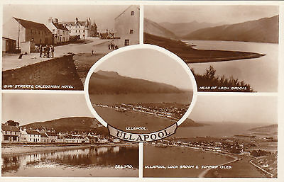 Multiview, ULLAPOOL, Ross-shire RP