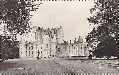 The Castle, GLAMIS, Angus RP
