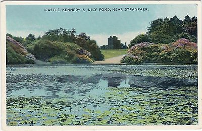 Castle Kennedy & Lily Pond, Nr STRANRAER, Wigtownshire