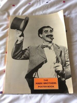 Marx Brothers Poster Book