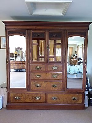 Vintage Antique wardrobe
