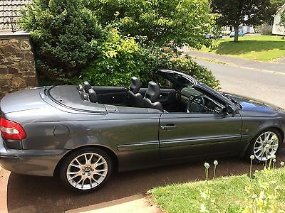 Beautiful rare Volvo C70 2.4T collection edition Convertible 2004