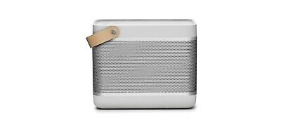 B and O PLAY By Bang and Olufsen Beolit 15 Bluetooth Speaker - Natural Aluminium