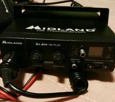 cb midland alan 100 plus