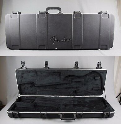 Fender Genuine Skb Hardcase For Precision Or Jazz Bass With Key