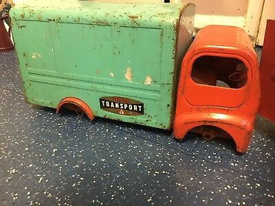 Vintage Triang Truck