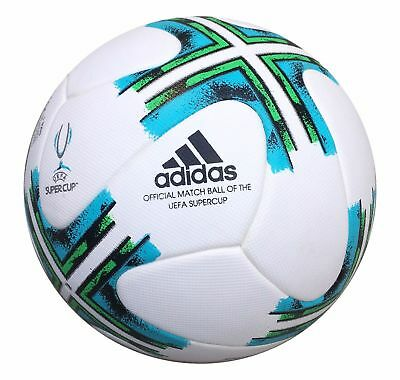 Authentic Adidas Uefa Super Cup Official Soccer Match Ball Size 5