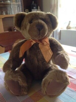Gorgeous Rare Russ Vintage Collection Teddy Bear Millington