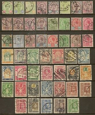 Siam Used Collection - Bangkok Cancels etc
