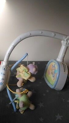Mobile doux reves papillon Fisher price