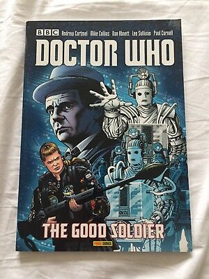 Doctor Who - The Good Soldier Graphic Novel - Paperback