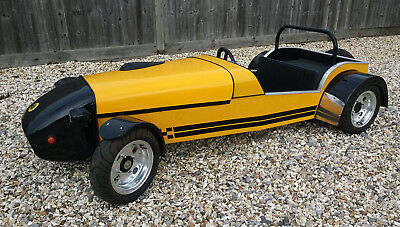 Children's Ride in Electric Lotus 7/Caterham Replica
