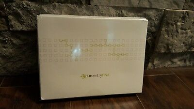 AncestryDNA Genetic Testing DNA Ancestry Test Kit-Sealed/Unopened