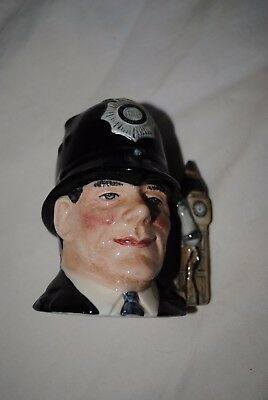 The London Bobby- Royal Doulton D6762 - Mint Condition