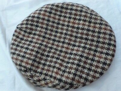 Boys/Small Mens Flat Tweed Cap by Kenmore Peaky Blinders